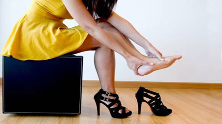 How to make your High Heels more Comfortable?