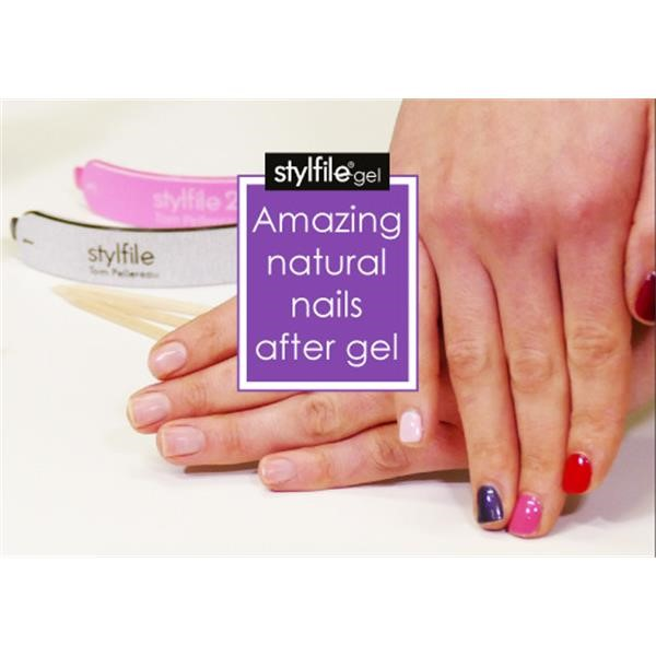 Stylfile Gel Nail Polish Remover Kit - Gel Nails Removal - How to ...